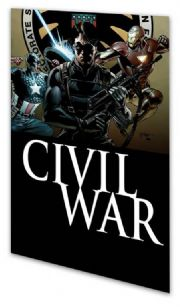 Civil War Captain America Trade Paperback TPB